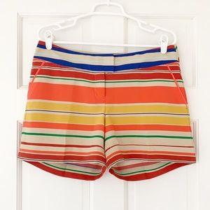 OUTBACK RED shorts size 10 striped pockets